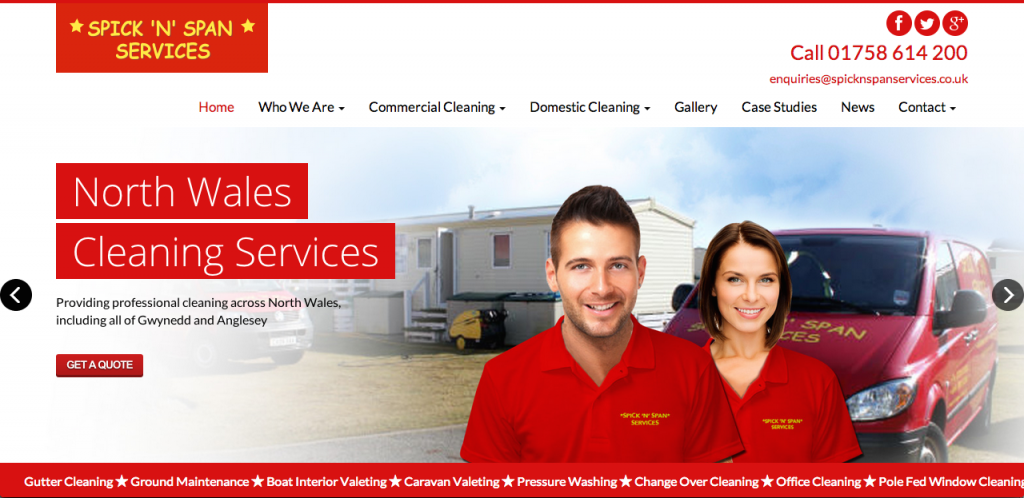 Spick N Span Services