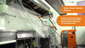 Spick 'N' Span Services specialise in Extraction And Duct Cleaining