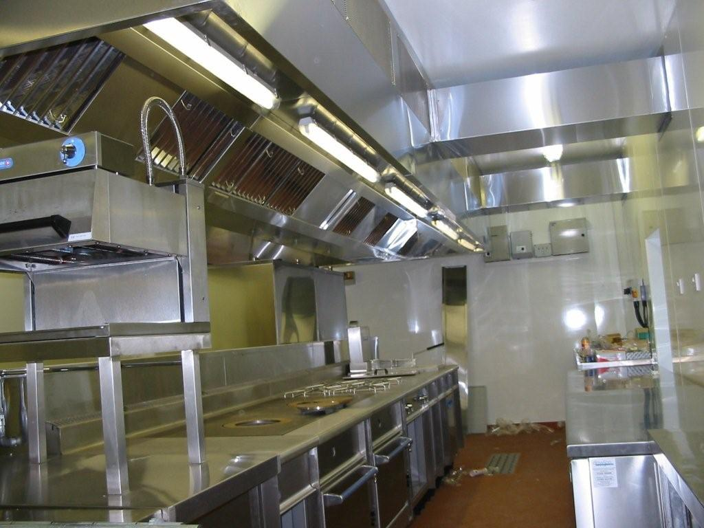 We Clean Restaurant Kitchens